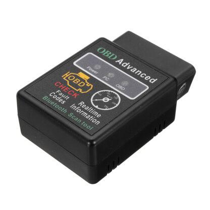iMars ELM327 bluetooth Car OBD2 Scanner Diagnostic Tool Engine Code Reader